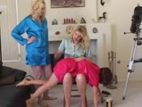 Heather Haven ass spanking treatment