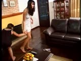 Girl Dominated Ass Licking Humiliation