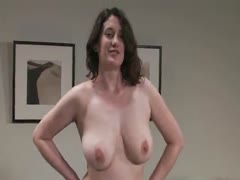 Casting Couch 12: Karin Sin - A woman who knows what she likes to be fucked with!