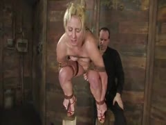 Vendetta is back!  She gets fucked & beat for her birthday