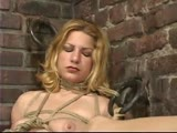 Jenni Lee is back for more sensual pain/pleasure by Chanta.