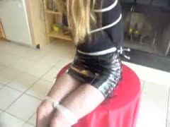 abducted and gagged