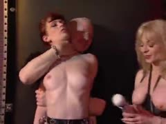 Private Sessions 11 Scene 1 dungeon slave play