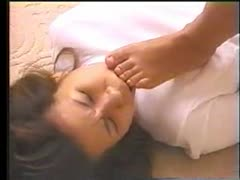 Japanese teen pussy eating lezdom