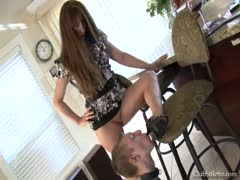 Mommas Pet Slave Boy