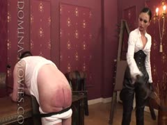 Madame Katarina gruesome ass whipping torture
