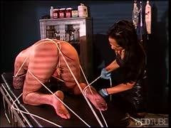 Asian Rope Bondage Female Domination