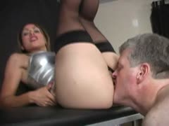 Cunt lick and eaten out