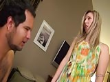 No excuses for blonde angry mistress