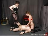 Hurting slave is their unique way of enjoyment