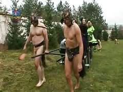 Pony training from two dommes