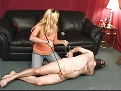 Merciless punishment for worthless slave