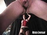 Immobilized slave ball kicked mercilessly