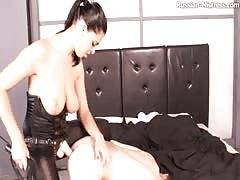 Kira Queen pegging punishment