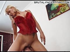 Smother Queen attacks slave