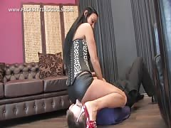 Smothered by Mistress Aurora