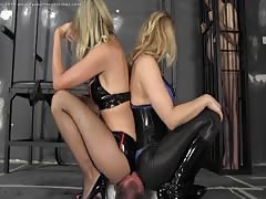 Smothered by two evil mistresses