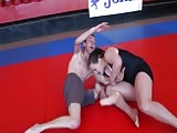 Femdom mixed wrestling supremacy